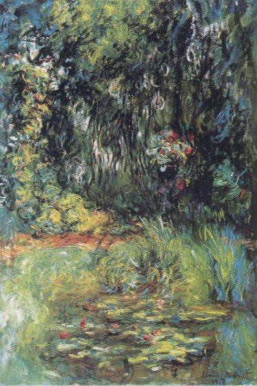 Claude Monet, delle Ninfee