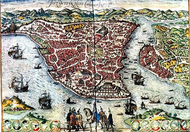 Bisanzio (Costantinopoli)