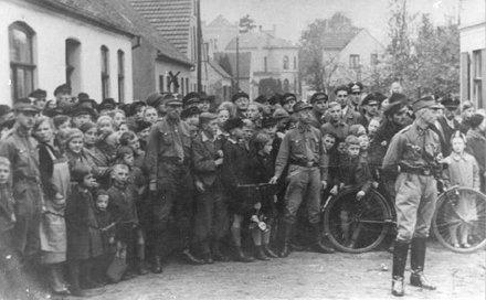 I pogrom videro nuovo vigore durante la seconda guerra mondiale ad opera dei nazisti
