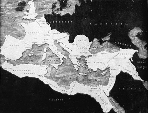 impero romano durante l'impero di Traiano